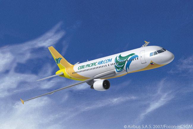Vé máy bay Cebu Pacific Philippines